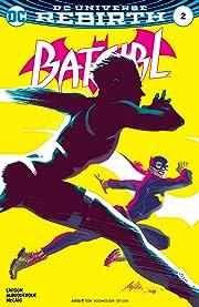 Batgirl (2016-) #2