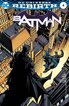 Batman (2016-) No.4