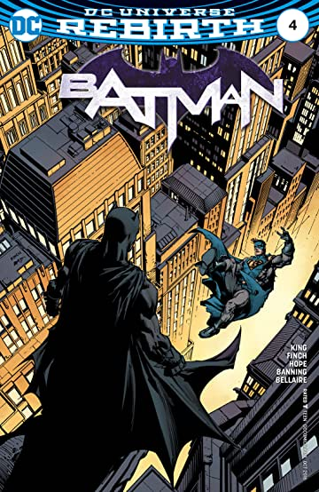 Batman (2016-) #4