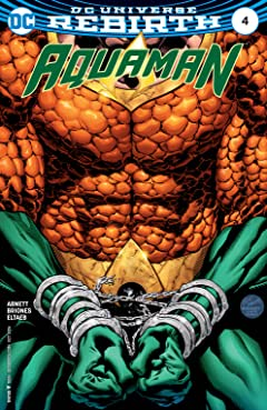Aquaman (2016-) No.4