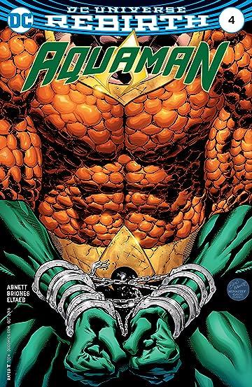 Aquaman (2016-) #4