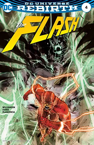 The Flash (2016-) No.4