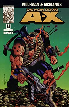 The Man Called A-X #1