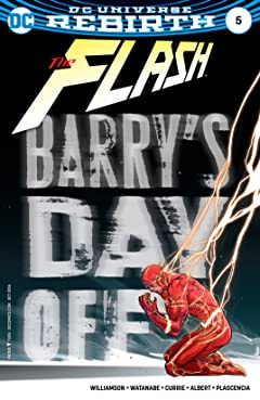 The Flash (2016-) No.5