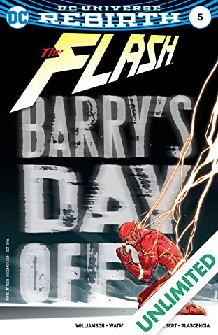 The Flash (2016-) #5