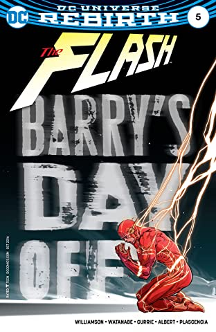 The Flash vol. 5 (2016-2018) 384524._SX312_QL80_TTD_