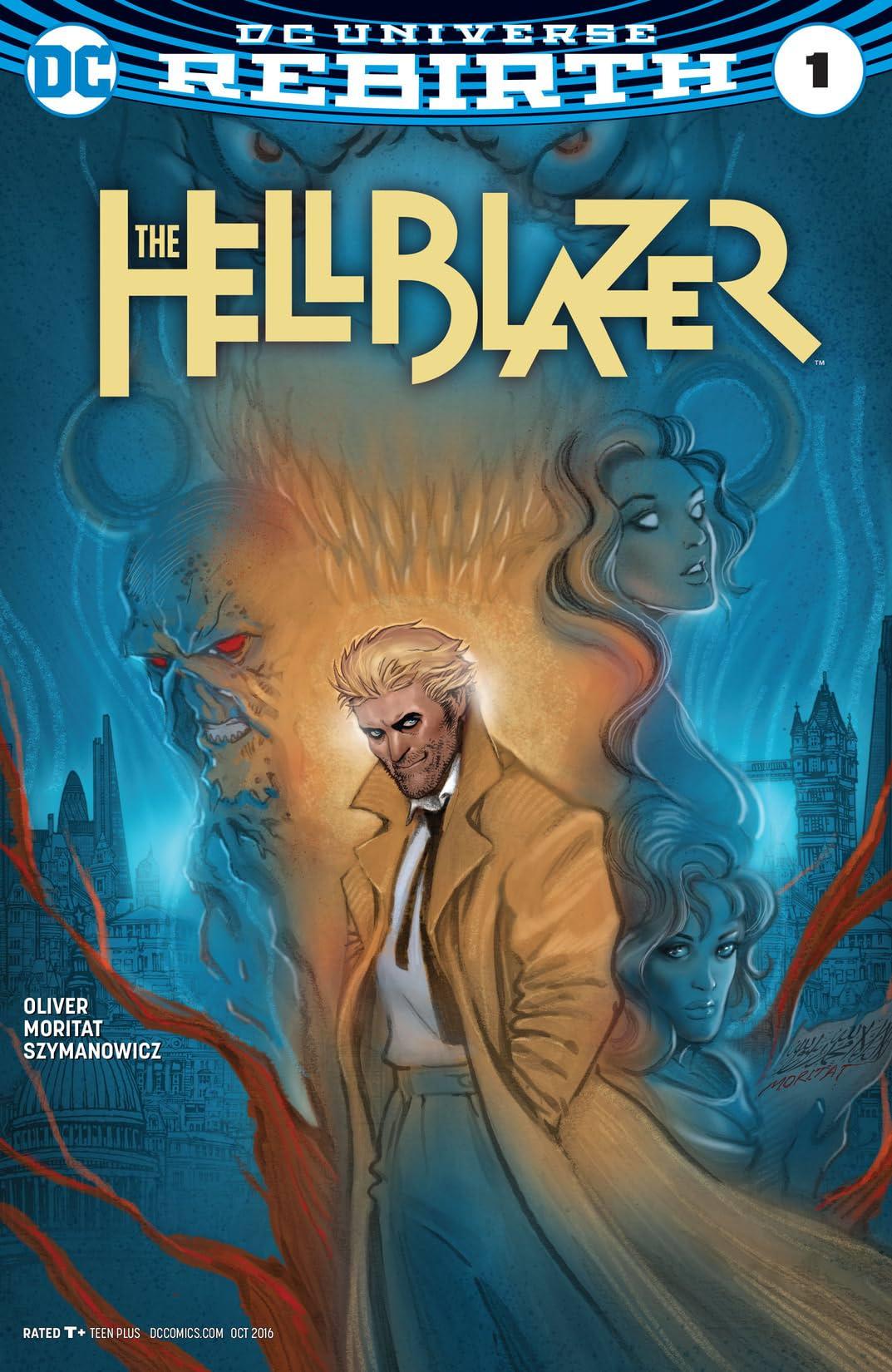The Hellblazer (2016-) #1