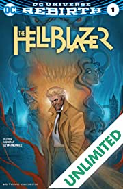 The Hellblazer (2016-2018) #1