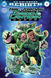 Hal Jordan and The Green Lantern Corps (2016-) #2