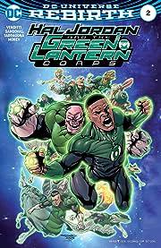 Hal Jordan and the Green Lantern Corps (2016-2018) #2