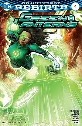 Green Lanterns (2016-) #4