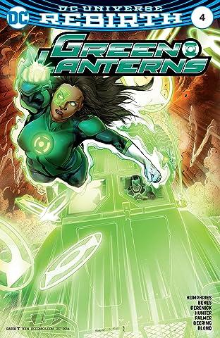 Green Lanterns (2016-) No.4