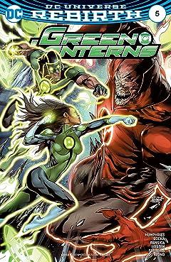 Green Lanterns (2016-) #5