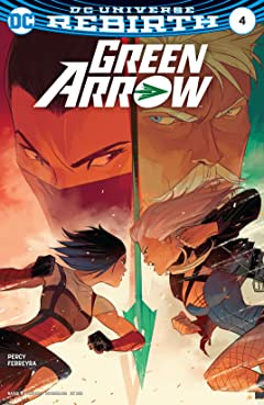 Green Arrow (2016-) #4