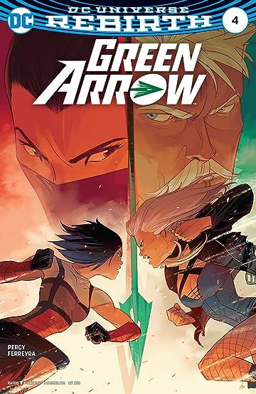 Green Arrow (2016-2019) #4
