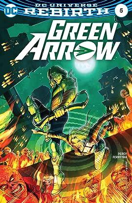 Green Arrow (2016-2019) #5
