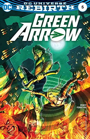 Green Arrow (2016-2019) #5