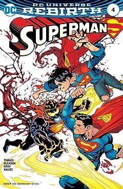 Superman (2016-) #4