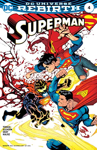 Superman (2016-) No.4
