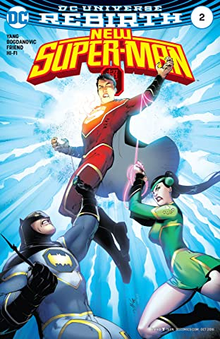 New Super-Man (2016-2018) #2