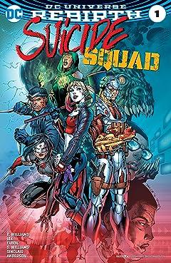 Suicide Squad (2016-2019) #1