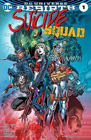 Suicide Squad (2016-) #1