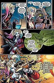 Harley Quinn (2016-) #2