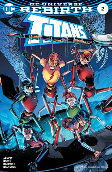 Titans (2016-) #2