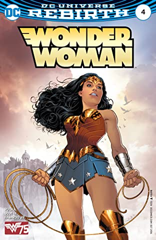 Wonder Woman (2016-) No.4