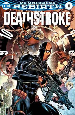 Deathstroke (2016-) No.1