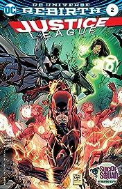 Justice League (2016-) #2