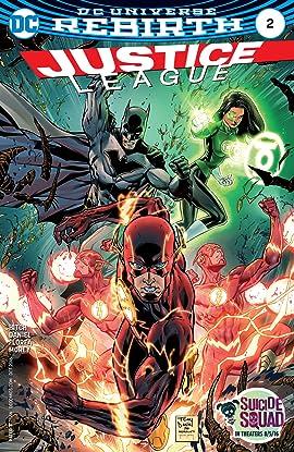 Justice League (2016-2018) #2