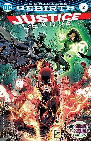 Justice League (2016-) No.2