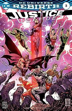 Justice League (2016-2018) #3