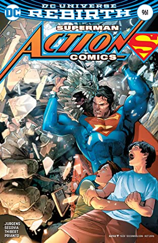 Action Comics (2016-) No.961