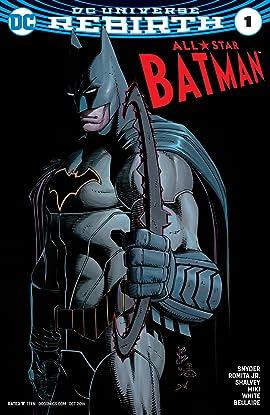 All-Star Batman (2016-2017) #1