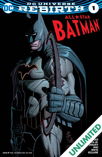 All-Star Batman (2016-2017) #1