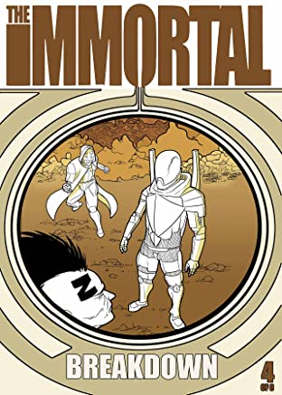 The Immortal #4