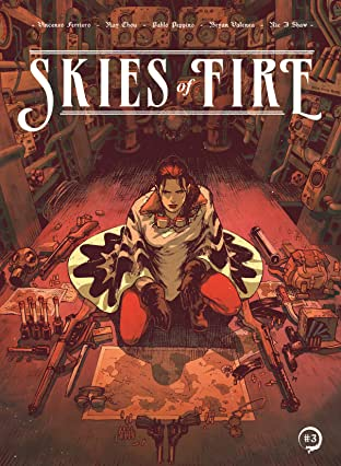 Skies of Fire #3