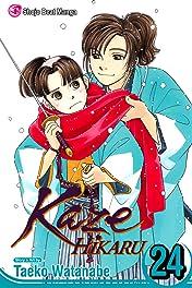 Kaze Hikaru Vol. 24