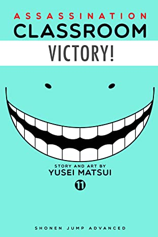 Assassination Classroom Tome 11