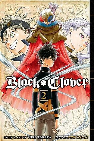 Black Clover Tome 2