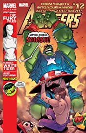 Marvel Universe Avengers: Earth's Mightiest Heroes (2012-2013) #12