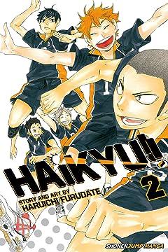 Haikyu!! Vol. 2