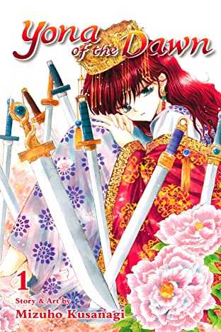 Yona of the Dawn Tome 1