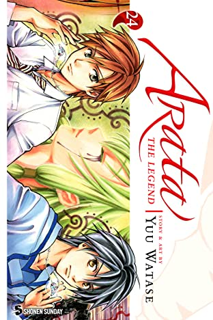 Arata: The Legend Vol. 24