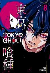 Tokyo Ghoul Vol. 8