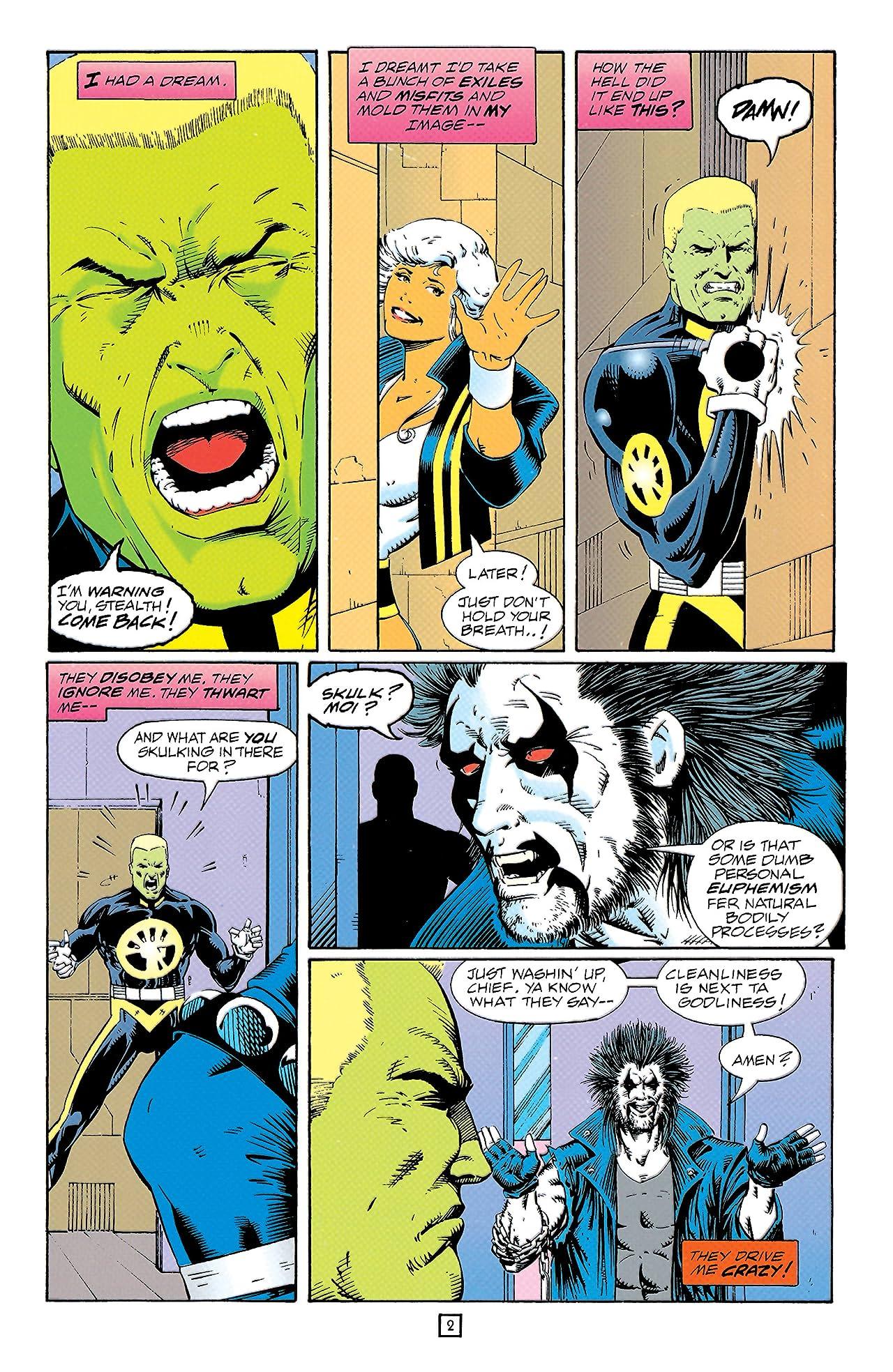 L.E.G.I.O.N. (1989-1994) #31