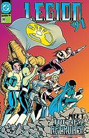 L.E.G.I.O.N. (1989-1994) #32