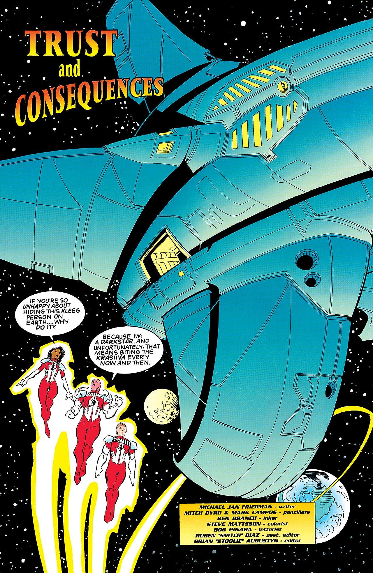 The Darkstars (1992-1996) #14